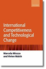 International Competitiveness and Technological Change - Miozzo, Marcela / Walsh, Vivien