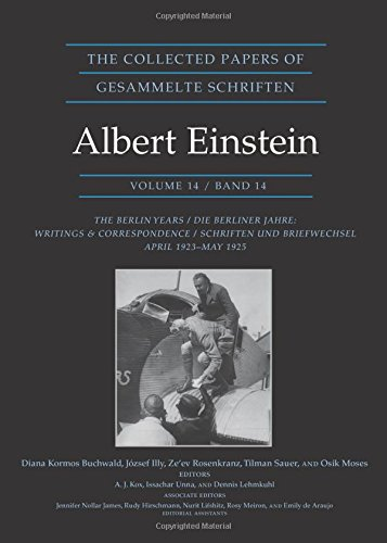 The Collected Papers of Albert Einstein, Volume 1: The Early Years, 1879-1902 (Original texts) - Albert Einstein