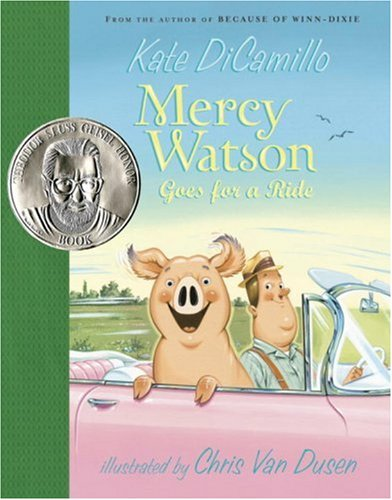 Mercy Watson Goes for a Ride - Kate DiCamillo