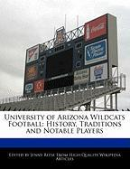 University of Arizona Wildcats Football: History, Traditions and Notable Players - Reese, Jenny