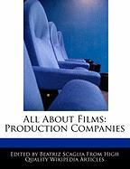 All about Films: Production Companies - Scaglia, Beatriz