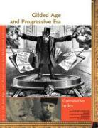 Gilded Age and Progressive Era Reference Library Cumulative Index