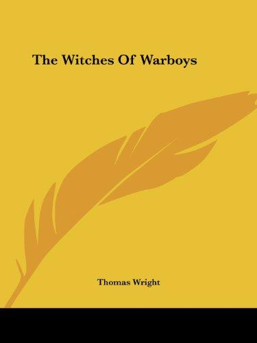 The Witches of Warboys - Thomas Wright