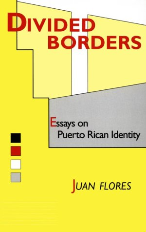 Divided Borders: Essays on Puerto Rican Identity - Juan Flores