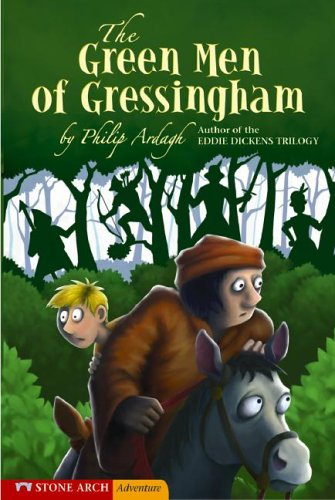 The Green Men of Gressingham (Pathway Books) - Philip Ardagh