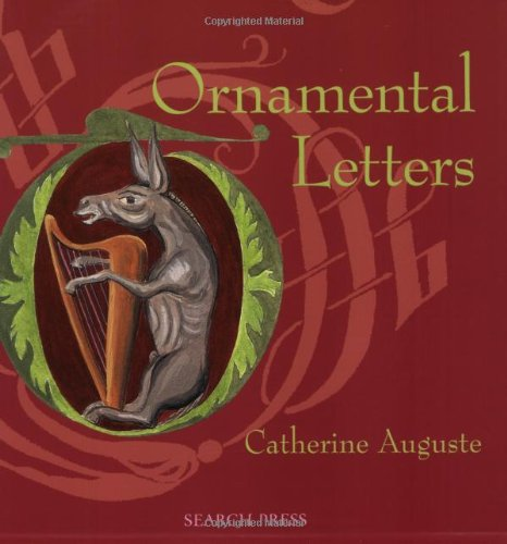 Ornamental Letters (Design Ideas) - Catherine Auguste
