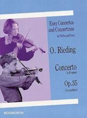O. Reiding: Concerto in B Minor, Opus 35