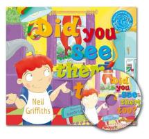 Did You See Them Too - Griffiths, Neil