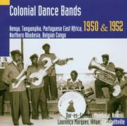 Colonial Dance Bands - Various Africa