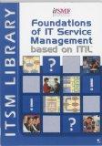 Foundations of IT Service Management based on ITIL (ITILV2) - van Bon, Jan