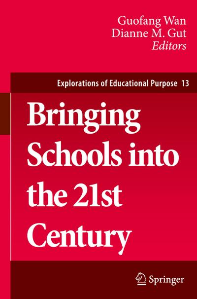 Bringing Schools into the 21st Century - Guofang Wan