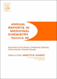 Annual Reports in Medicinal Chemistry - Annette M. Doherty