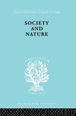 Society and Nature - Hans Kelsen