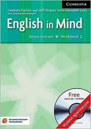 English in Mind Level 2 Workbook with Audio CD/CD-ROM Polish Exam edition