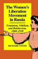 The Women's Liberation Movement in Russia - Richard Stites