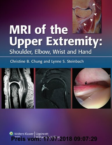 Gebr. - MRI of the Upper Extremity: Shoulder, Elbow, Wrist, and Hand