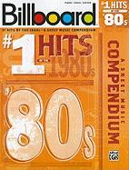 Billboard #1 Hits of the '80s: A Sheet Music Compendium