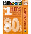 Billboard #1 Hits of the '80s - Alfred Music