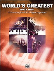 World's Greatest Rock Hits: Piano/Vocal/Guitar