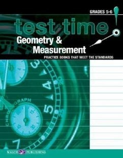 Test Time! Practice Books That Meet the Standards: Geometry & Measurement - Walch Publishing