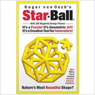 Star-Ball Magnetic Puzzle - Roger von Oech