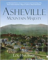 Asheville: Mountain Majesty - Lou Harshaw