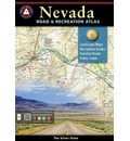 Benchmark Nevada Road & Recreation Atlas - National Geographic Maps