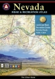 Benchmark Nevada Road & Recreation Atlas, 3rd Edition - National Geographic Maps