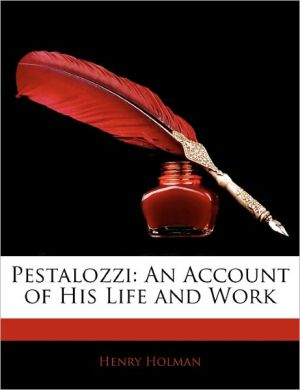 Pestalozzi - Henry Holman