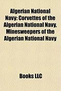 Algerian National Navy: Corvettes of the Algerian National Navy, Minesweepers of the Algerian National Navy