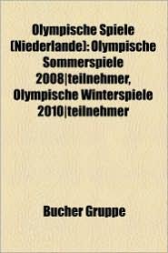 Olympische Spiele (Niederlande) - B Cher Gruppe (Editor)