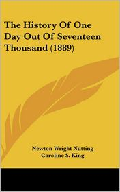 The History of One Day Out of Seventeen Thousand (1889)