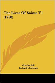 The Lives of Saints V1 (1750)