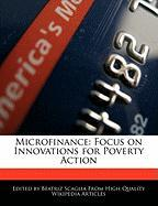 Microfinance: Focus on Innovations for Poverty Action