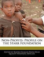 Non-Profits: Profile on the Starr Foundation