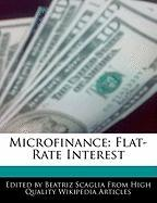 Microfinance: Flat-Rate Interest