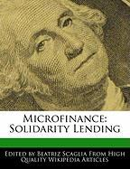 Microfinance: Solidarity Lending