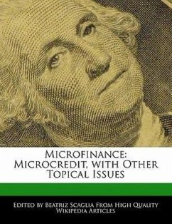 Microfinance: Microcredit, with Other Topical Issues - Monteiro, Bren Scaglia, Beatriz