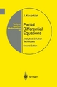 Partial Differential Equations - J. Kevorkian