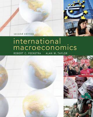International macroeconomics (ise) - Feenstra, r.c.