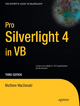 Pro Silverlight 4 in VB - Matthew MacDonald