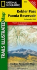 Kebler Pass/Paonia Reservoir - National Geographic Maps