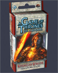 Game of Thrones LCG: Rituals of R'hllor