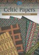 Celtic Papers: 24 Perforated Papers