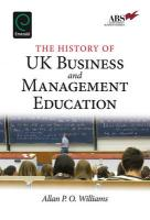 The History of UK Business and Management Education