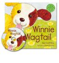 Winnie Wagtail with Audio CD - Neil Griffiths