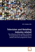 Television and Retailing Industry related