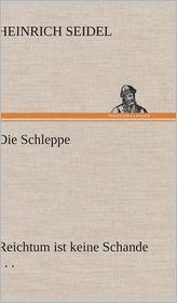 Die Schleppe - Heinrich Seidel