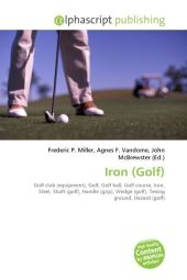 Iron (Golf) - Frederic P. Miller