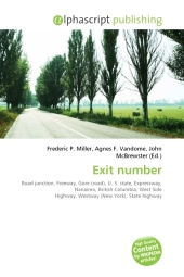 Exit number - Frederic P. Miller